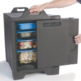 FOOD SERVER INSULATED - SINGLE - BROWN - 1