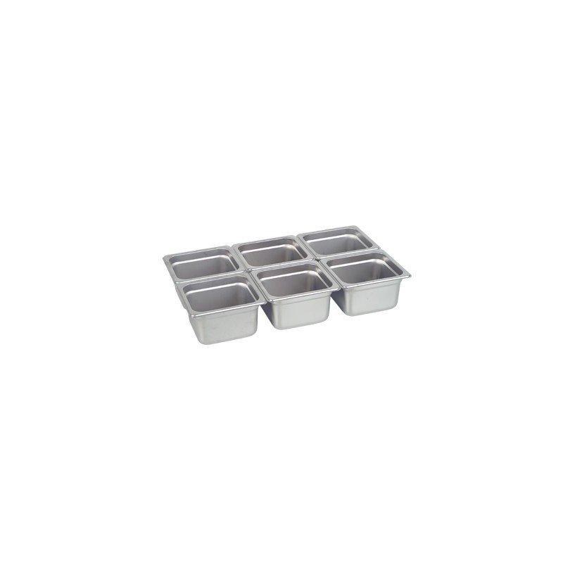 INSERT S/STEEL (VALUE) -SIXTH 65mm (I) - 1