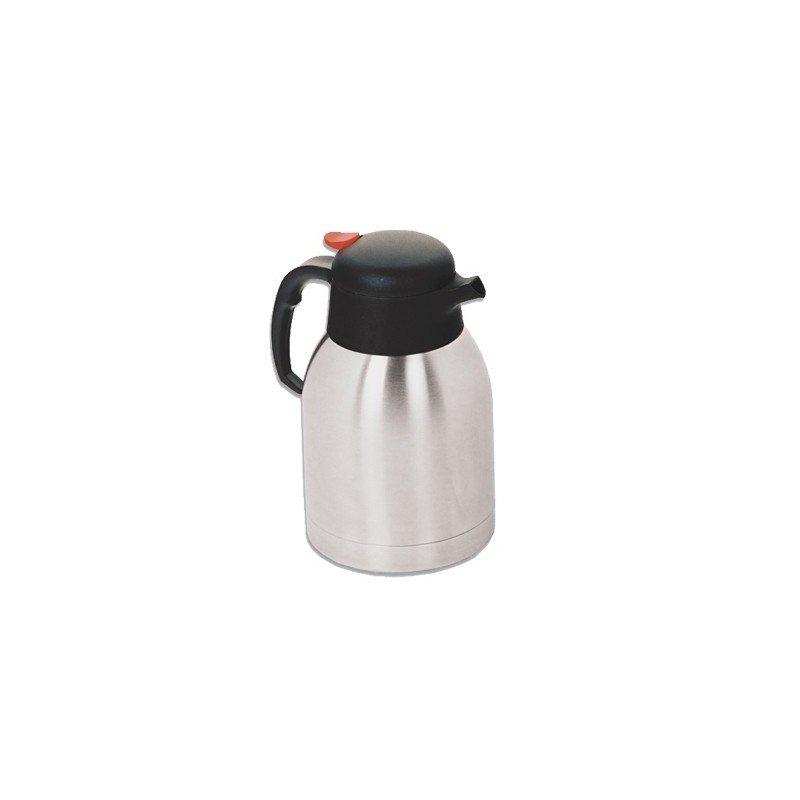 VACUUM FLASK - S/STEEL - 1.2Lt - 1
