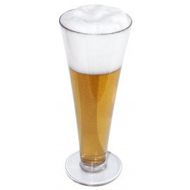 GLASSWARE POLYCARBONATE  PILSNER  450ML