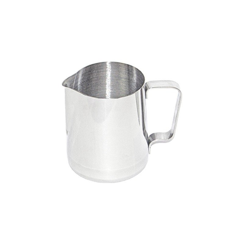 MILK FROTHING JUG STAINLESS STEEL - 600ml