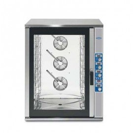 COMBI STEAM OVEN PIRON [900] - 10 PAN - DIGITAL - 1