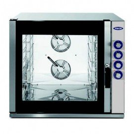 COMBI STEAM OVEN MANUAL - 6 PAN