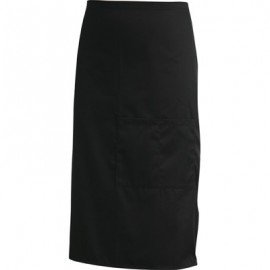 CHEFS UNIFORM - BISTRO BLACK APRON - 1