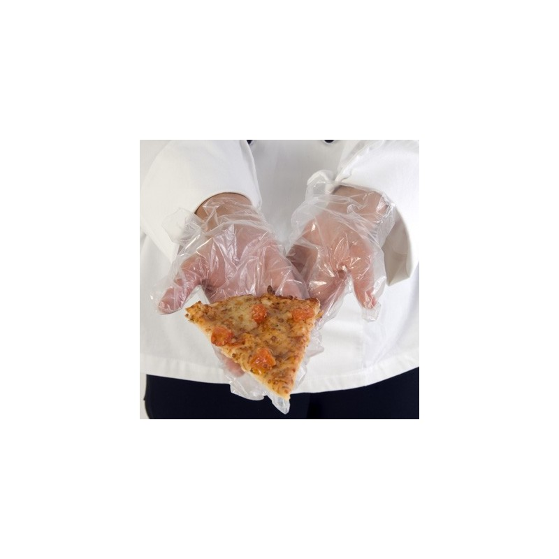 DISPOSABLE DELI GLOVES  PACK OF 100