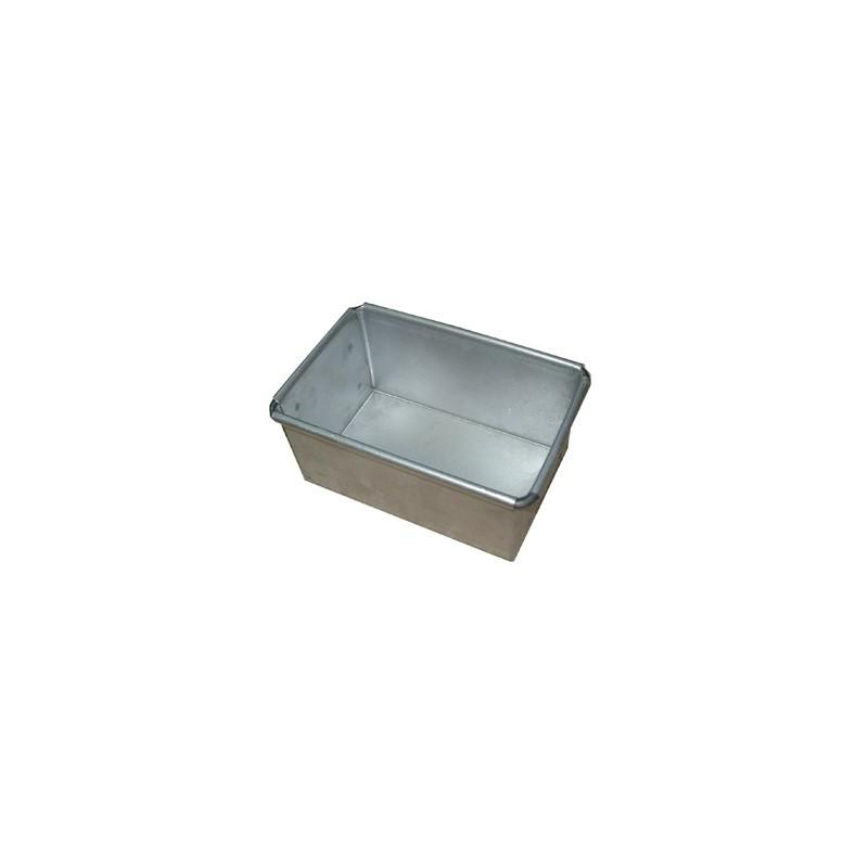 BREAD TRAY ALUSTEEL - MADERA PAN - 1