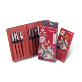 CARVING KNIFE SET - 8 PIECE PROFESSIONAL
