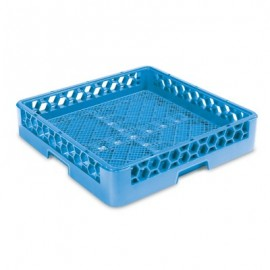 DISH RACK - FLATWARE / CUTLERY RACK (BLUE)
