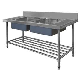 Stainless Steel Sinks - 1