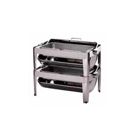 CHAFER STACKING TROLLEY IBIS - 2