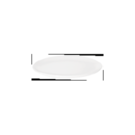 OVAL COUPE PLATE 31x13.8cm - 1