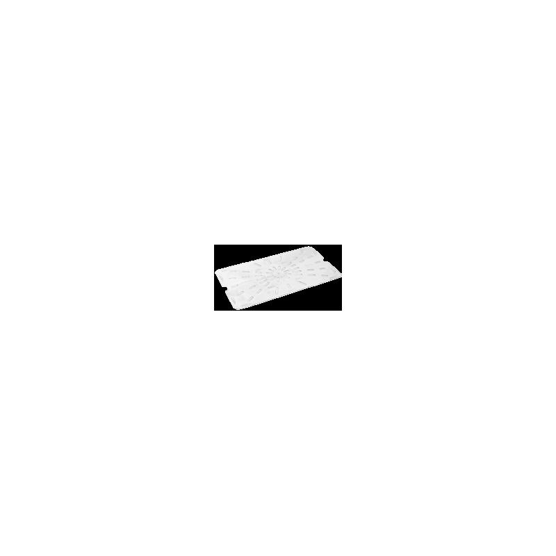 INSERT - THIRD DRAIN SHELF PC (CLEAR) - 1