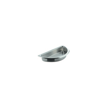 INSERT ROUND S/STEEL 1/2 LARGE - 1