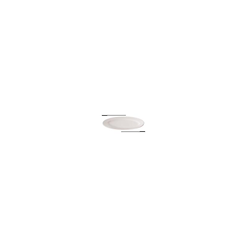 OVAL RIM PLATE 36.8cm - 1