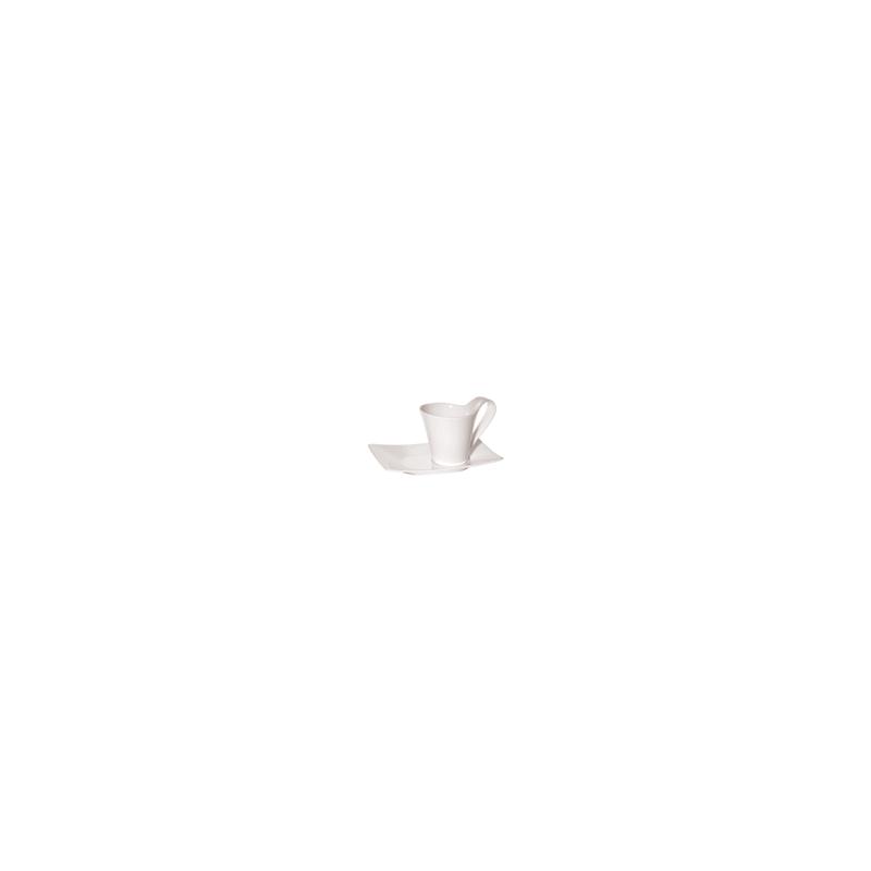 RECTANGULAR SAUCER 15cm - 1