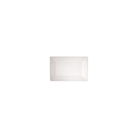 FLAT RECTANGLE PLATE 31cm - 1