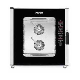 COMBI STEAM OVEN PIRON [MARCO] - 6 PAN GN1/1 - SENSITIVE - 1