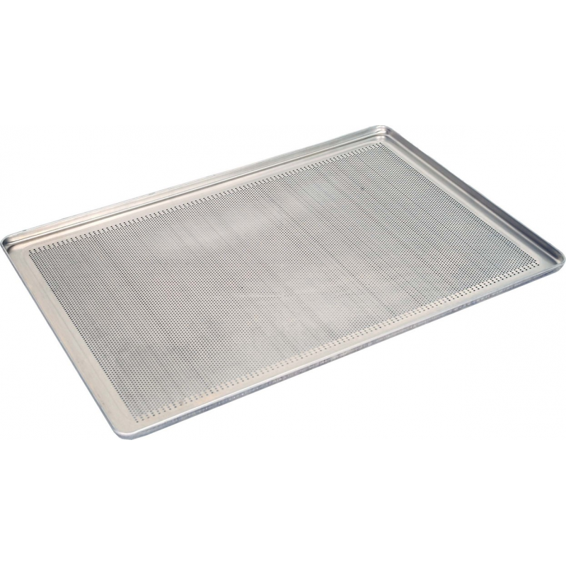 BAKING TRAY - PERFORATED - 435 x 315 x 10mm - 1