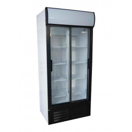 BEVERAGE COOLER - 580LT - 2 DOOR SLIDING  - 1