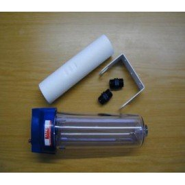 Cuno Water Filter - DOUBLE ACTION FILTER - 1