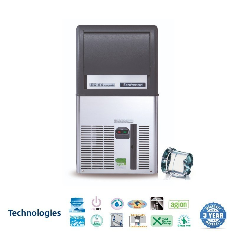 SCOTSMAN Self Contained Ice Machine Up To 32,5 Kg - 1