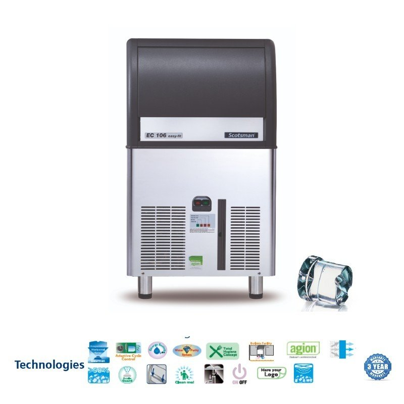 SCOTSMAN Self Contained Ice Machine Up To 50 Kg - 1