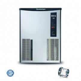 SCOTSMAN Gourmet Cube Ice Machine Up To 150 kg - 1
