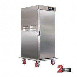 ANVIL MOBILE FOOD WARMING CABINET - 11 SHELVES - 1
