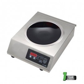 INDUCTION WOK COOKER 3.5kW - 1