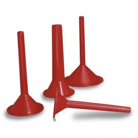 MINCER FUNNEL PLASTIC  No. 8  10mm