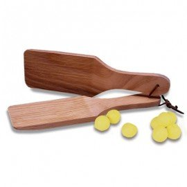 BUTTER PADS  WOODEN  290MM