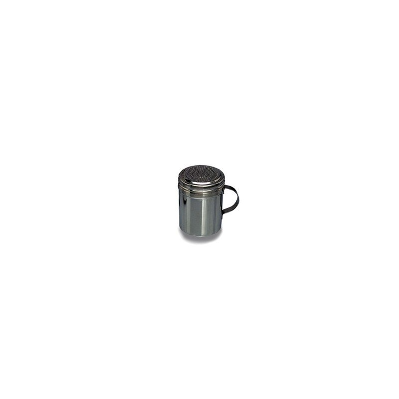 SALT SHAKER STAINLESS STEEL WITH HANDLE  65 x 90MM