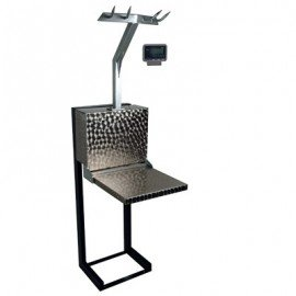 PLATFORM / CARCASS SCALE ELECTRONIC - 300kg - 1