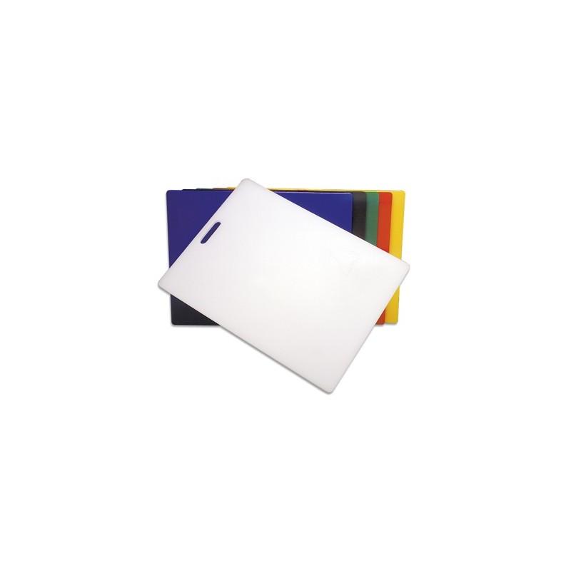 CUTTING BOARD PE  405 x 255 x 10MM