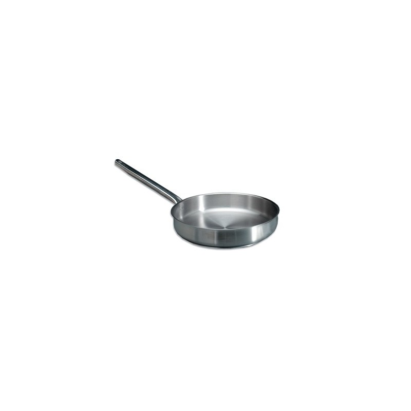 PAN STAINLESS STEEL  SAUTE