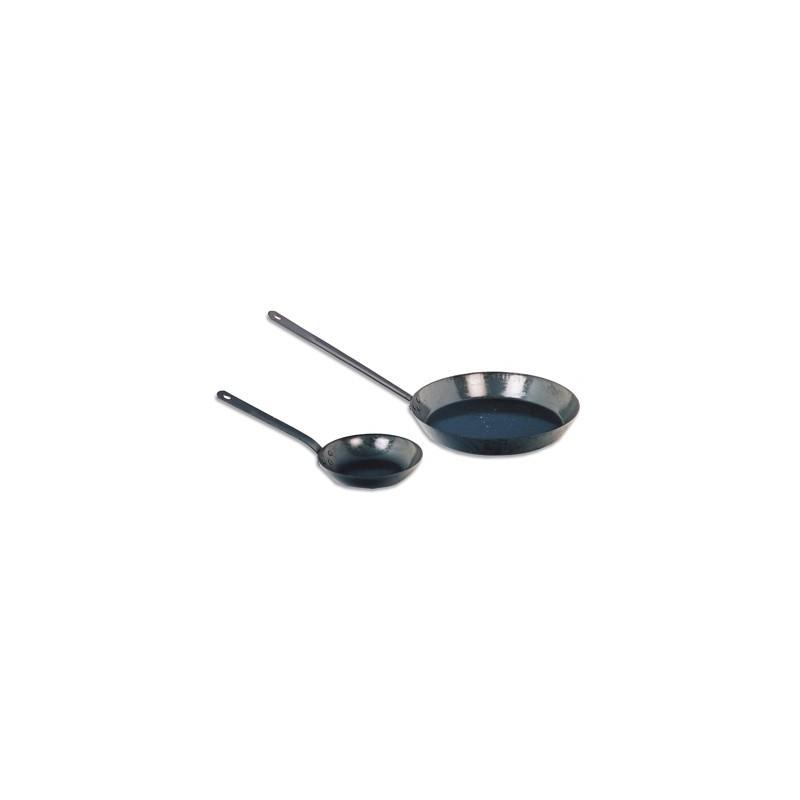 PAN BLACK IRON - OMELETTE - 180mm - 1