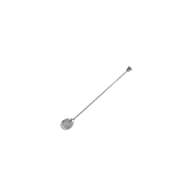 BAR SPOON S/STEEL - 280mm STRAIGHT - 1