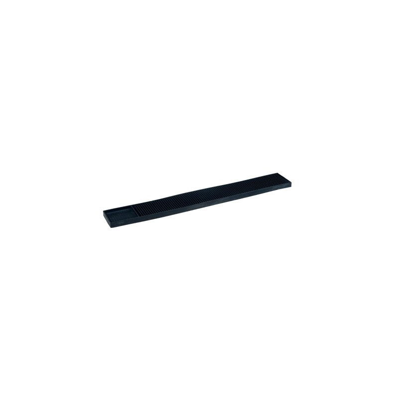 BAR MAT - 70 x 580mm (BLACK) - 1