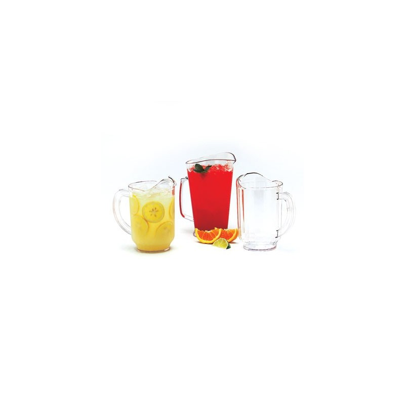PITCHER (PC) CLEAR