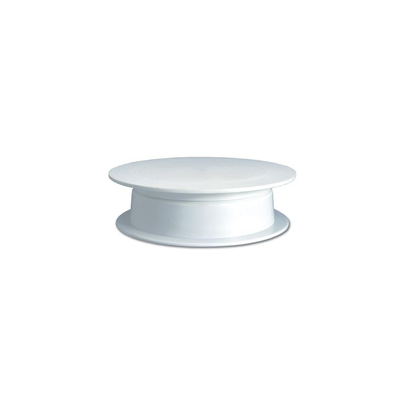 TURN TABLE (ICING) PLASTIC - 300 x 85mm - 1