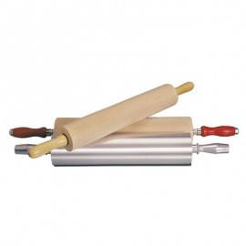 ROLLING PIN ALUMINIUM - 380mm - 1