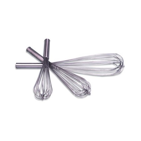 WHISK FRENCH S/STEEL-300mm - 1